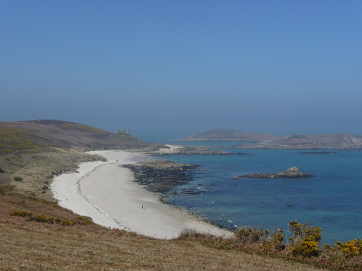 The stunning Isles of Scilly are also an SAC, filled with seals, rare birds and wildflowers.