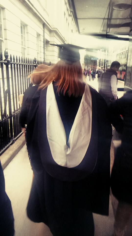 ucl graduation